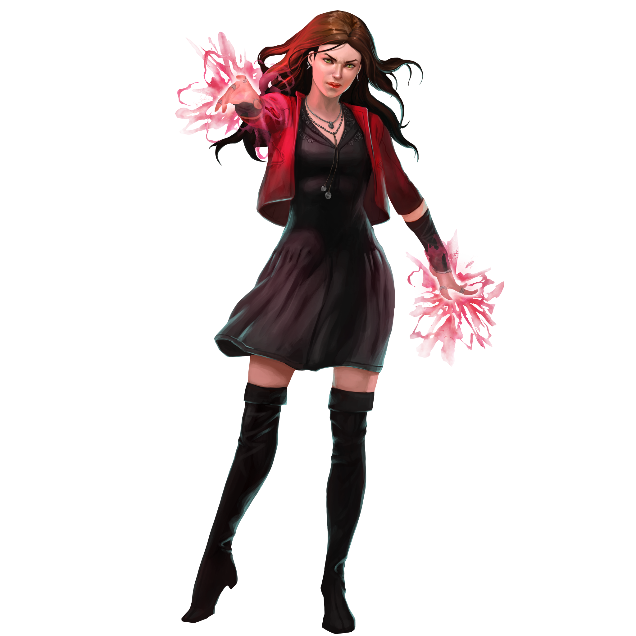 Download Scarlet Witch Png Clipart HQ PNG Image | FreePNGImg
