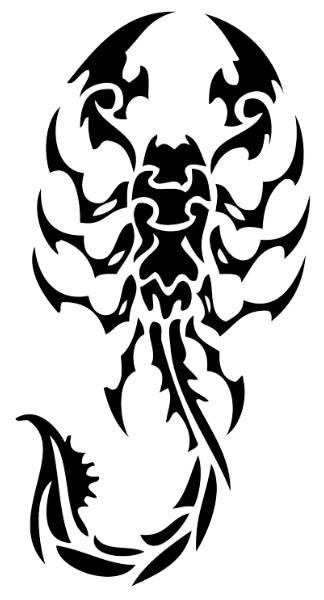 download scorpion tattoos png hd hq png image freepngimg. Black Bedroom Furniture Sets. Home Design Ideas