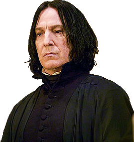 Severus Snape Free Png Image PNG Image