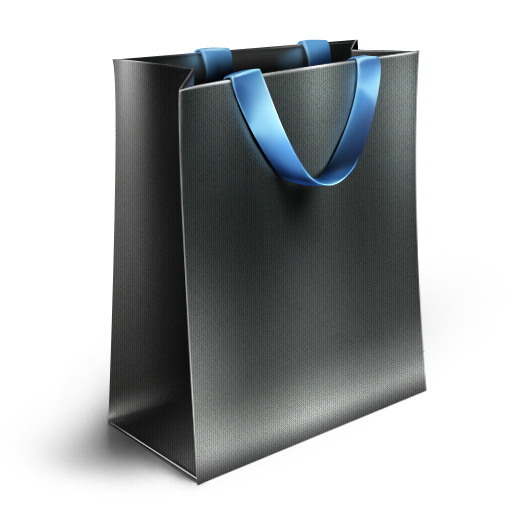 Shopping Bag Icon PNG Image