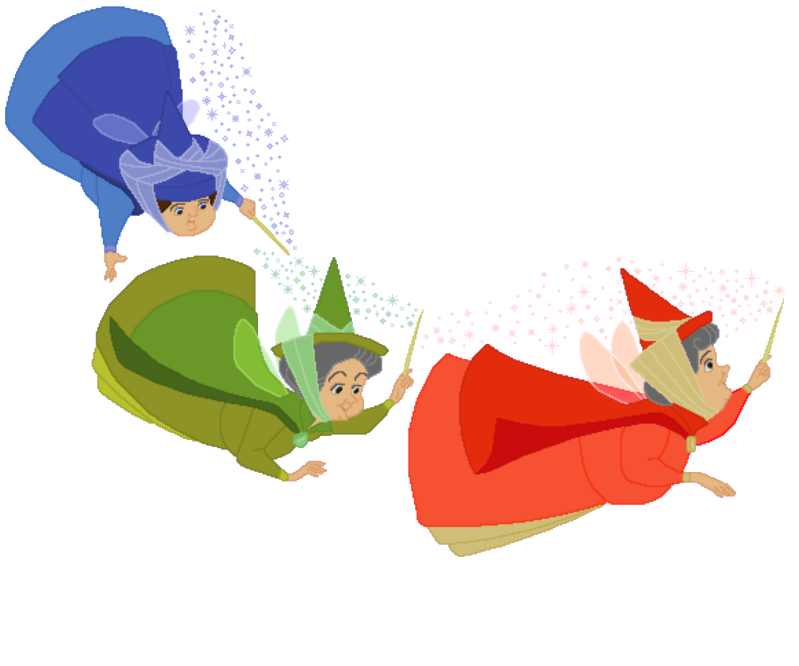 Sleeping Beauty File PNG Image