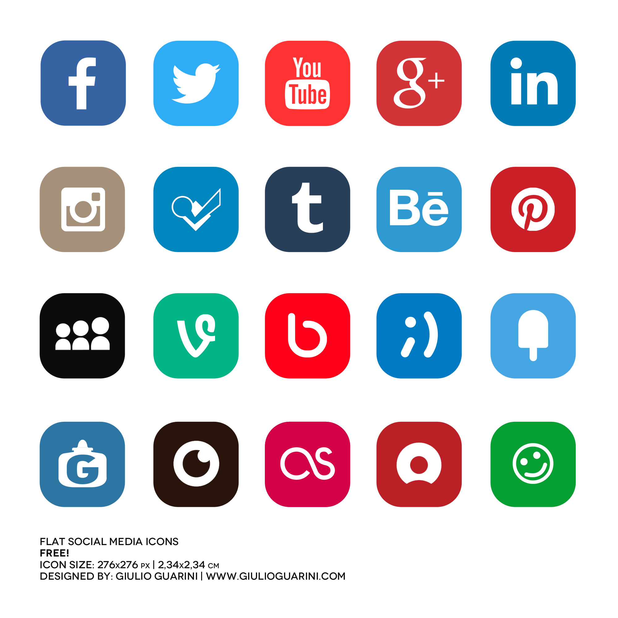 Media Icons Computer Advertising Social Free Clipart HQ PNG Image