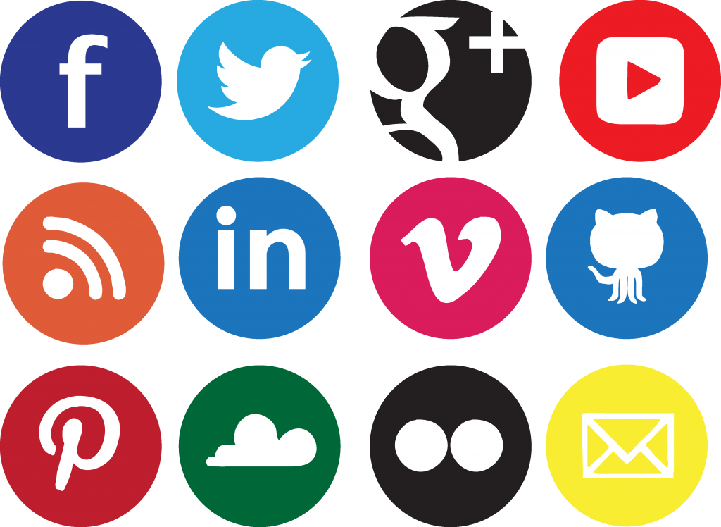 Network Icons Media Design Social Transparent Icon PNG Image