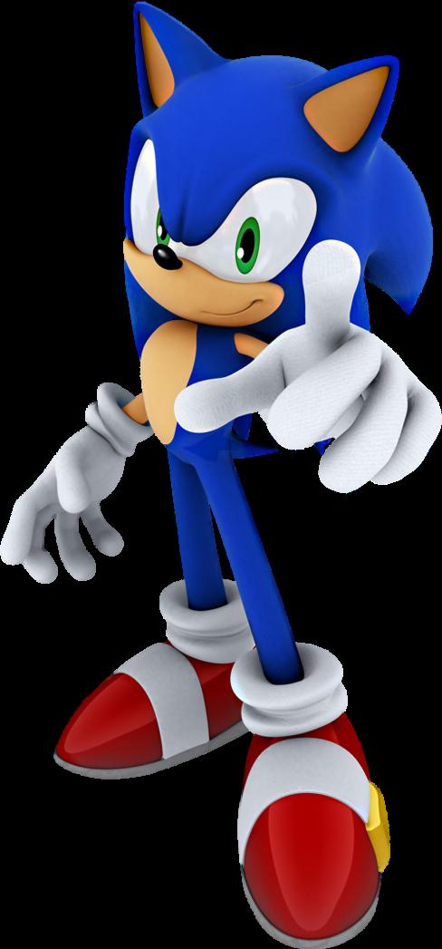 Download Sonic The Hedgehog Transparent Image HQ PNG Image ...