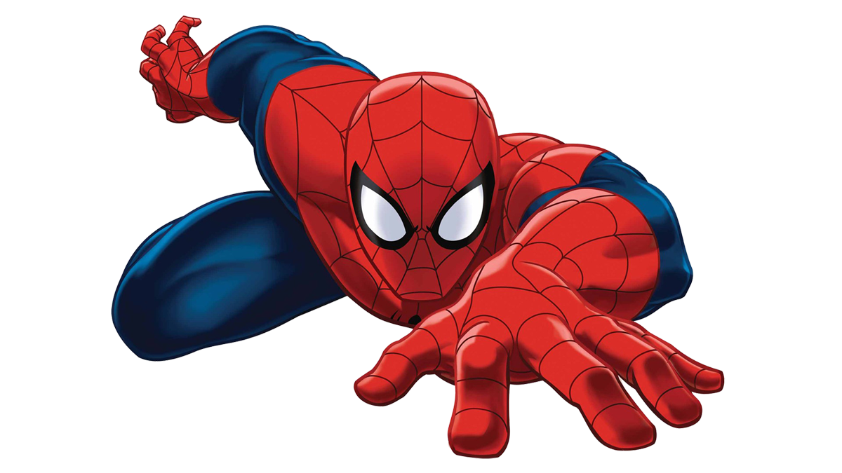 Spiderman Comic Image PNG Image
