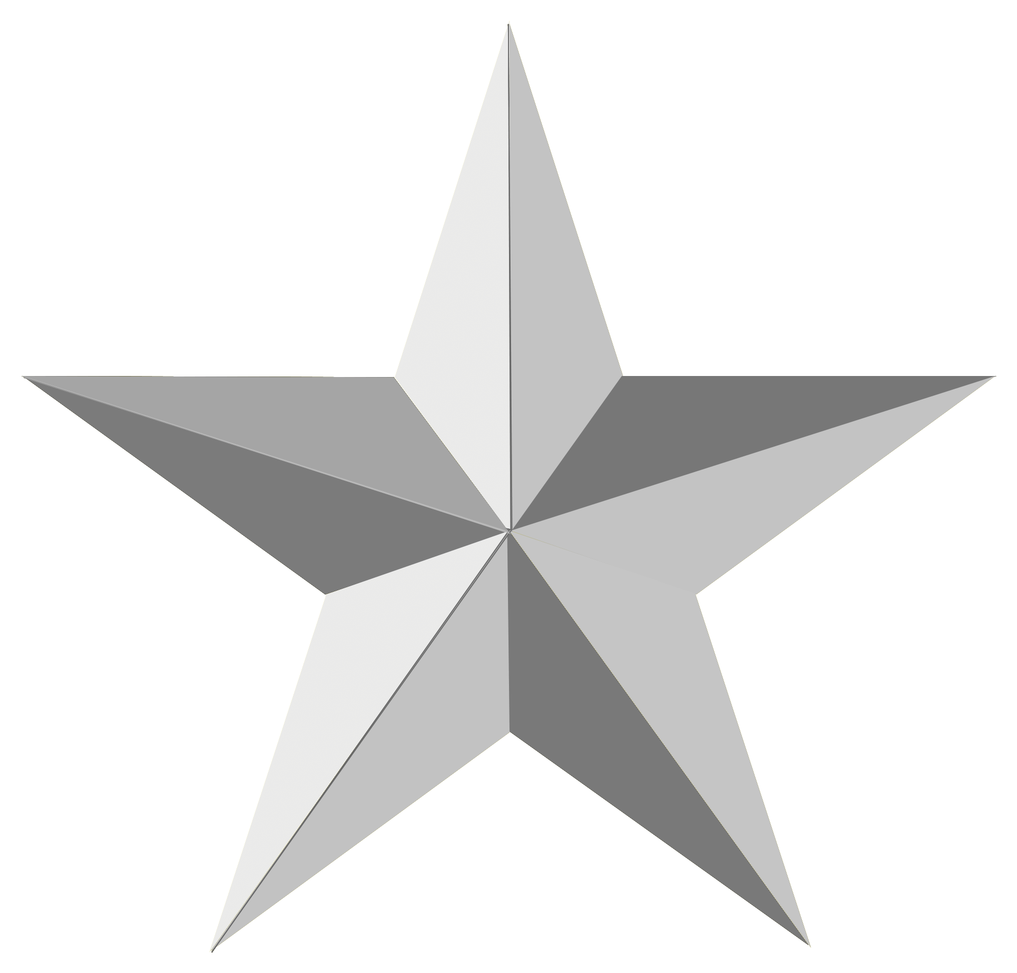 white star png