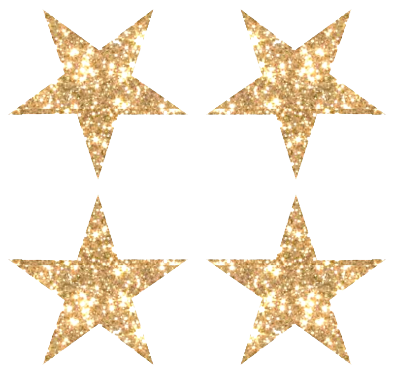 Download Gold Glitter Star Image Hq Png Image In Different