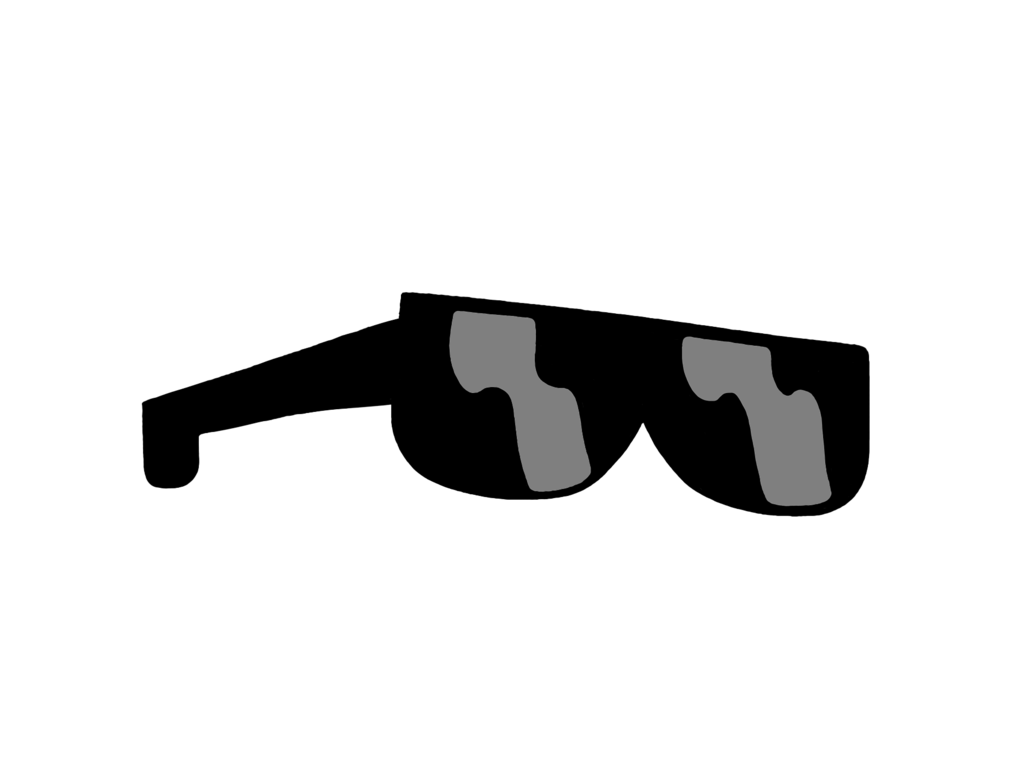 Vector Sunglass Free Download PNG Image