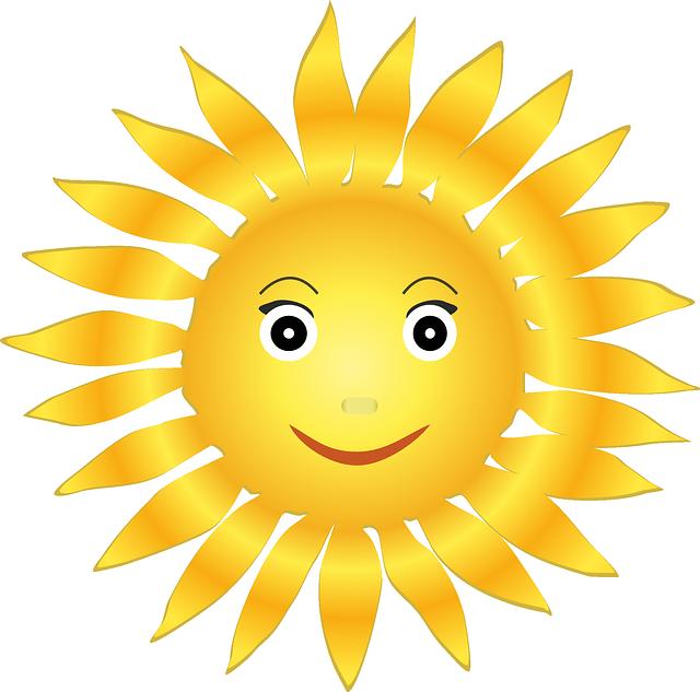 Image You Shunshin Png: Download Sunshine Transparent Background HQ PNG Image