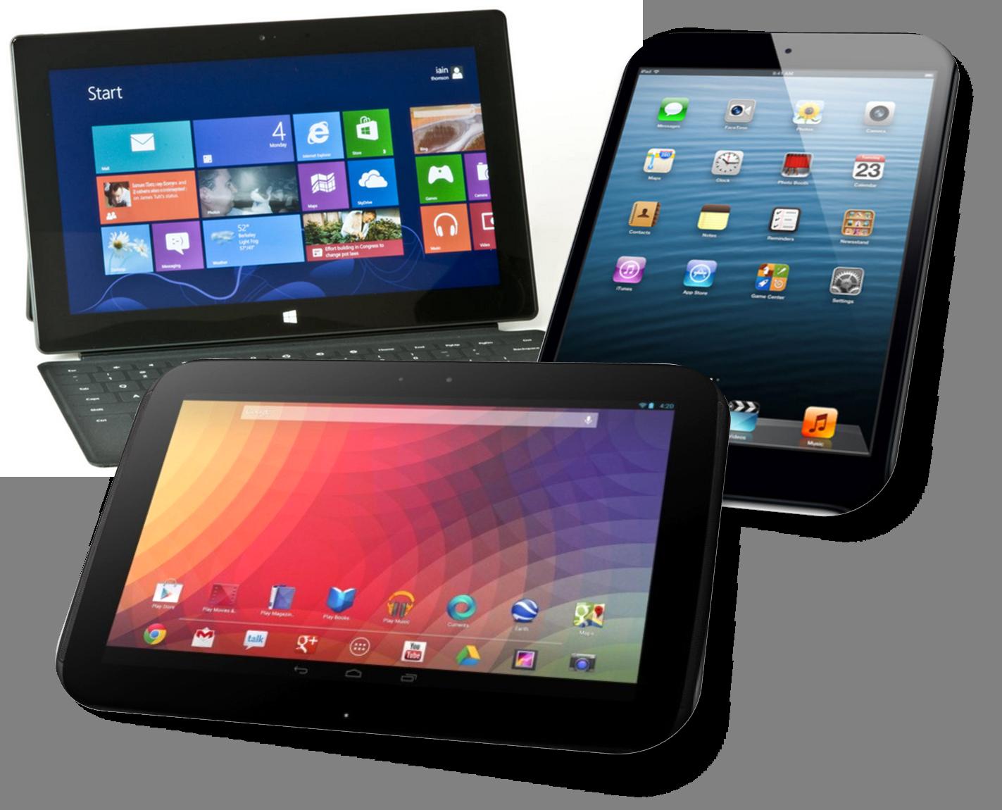 Download Tablet Transparent Background HQ PNG Image ...