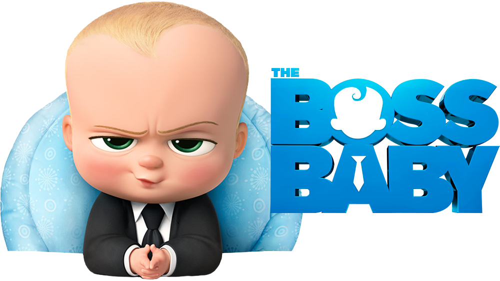 The Boss Baby PNG Image