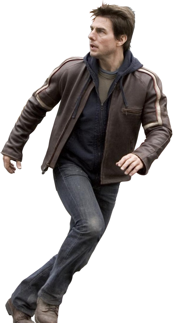 Tom Cruise Clipart PNG Image