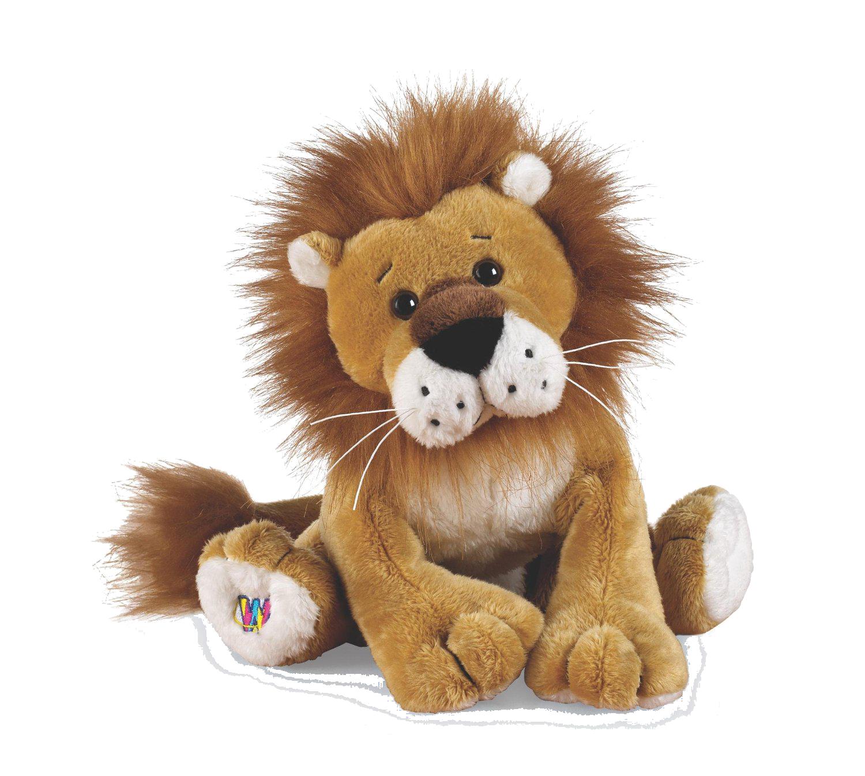 Stuffed Lion Dog Toy