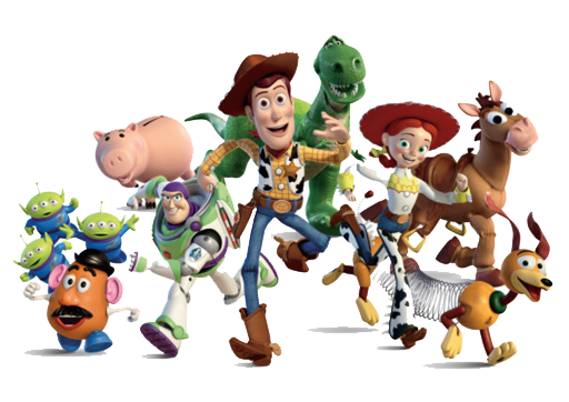 Download Toy Story Characters Image HQ PNG Image   FreePNGImg