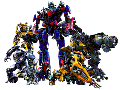 Transformers Autobot PNG Image