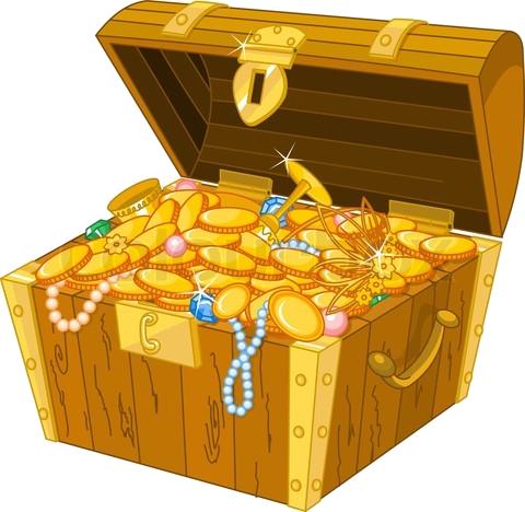 Download Treasure Transparent HQ PNG Image | FreePNGImg