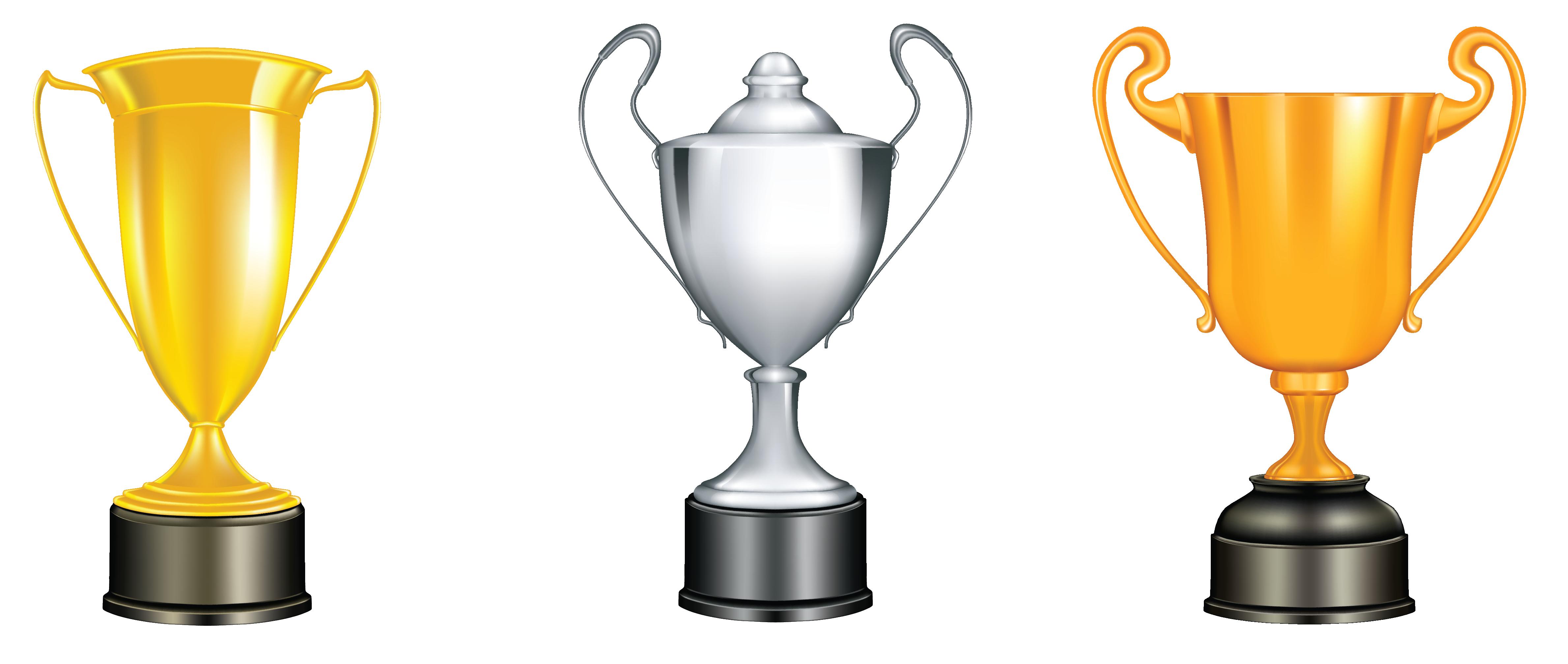 Trophy Transparent PNG Image