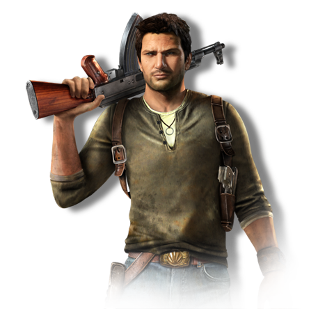 Uncharted Transparent PNG Image