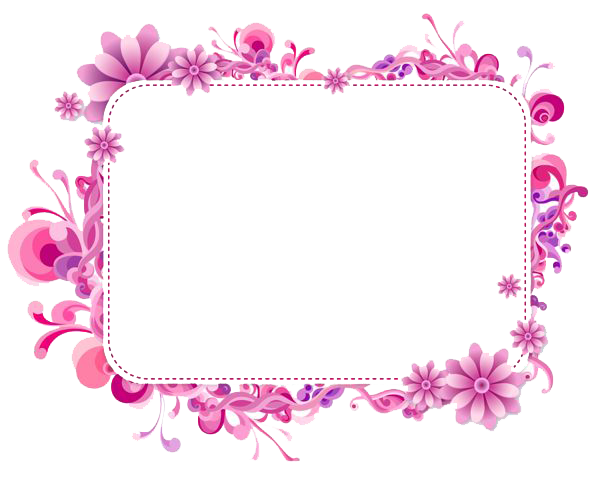 Vector Frame Picture PNG Image