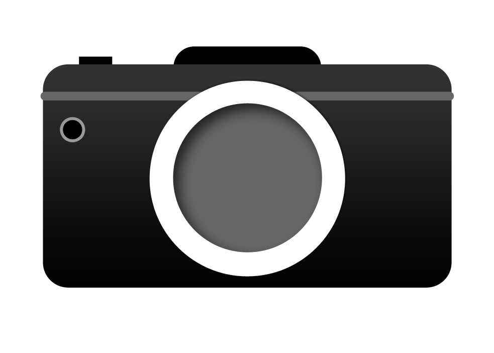 Camera Icon Free PNG Image