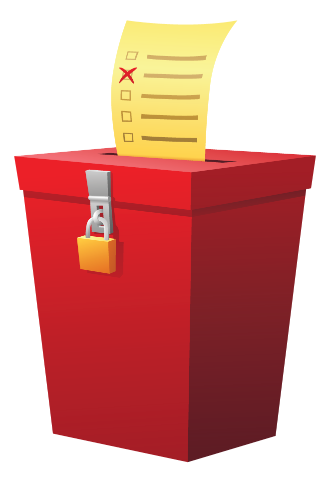 Voting Box Photos PNG Image
