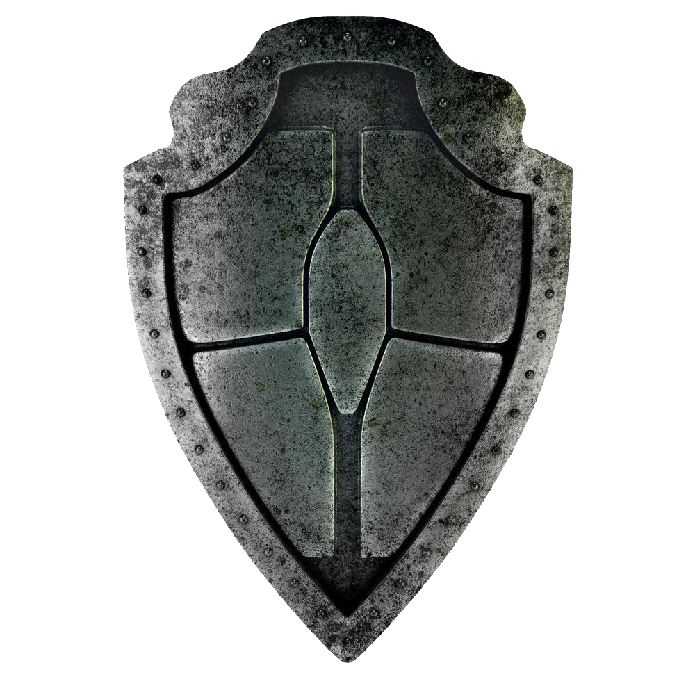 Middle Ages Shield Knight Download HQ PNG PNG Image
