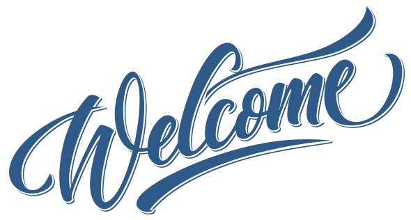 Welcome Transparent PNG Image