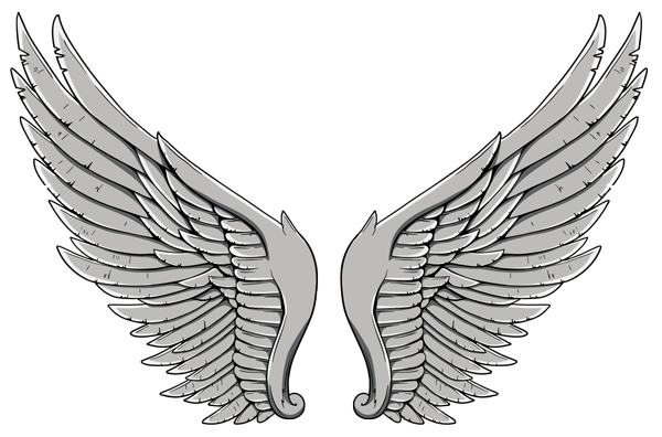 Download Wings Tattoos Png Hq Png Image Freepngimg