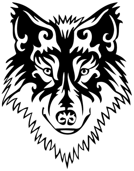 Download Wolf Tattoos Png Image Hq Png Image Freepngimg