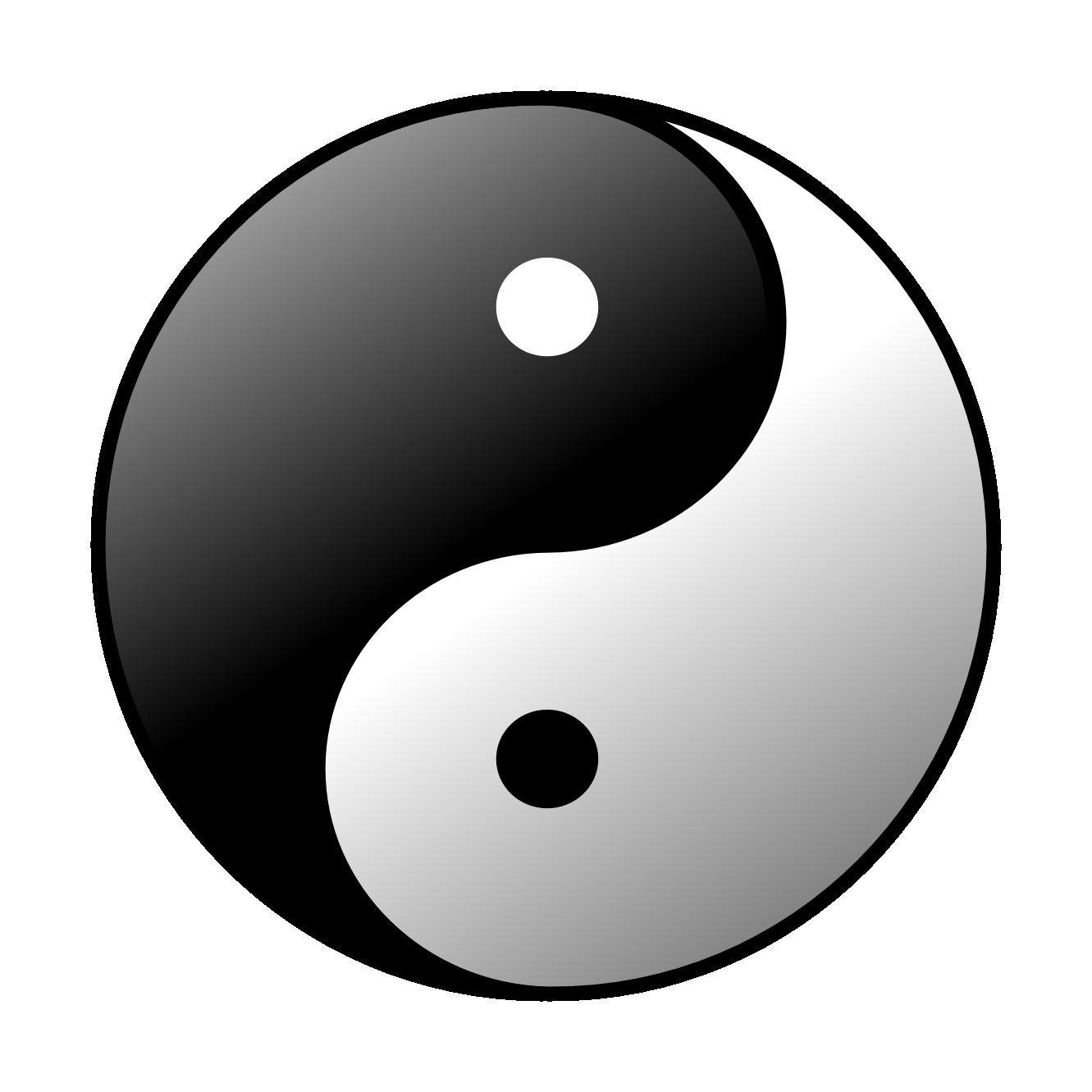 Download Free Yin-Yang Tattoos Png ICON favicon | FreePNGImg