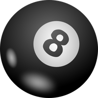8 Ball Pool Transparent PNG Image
