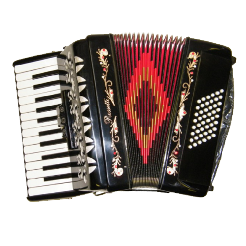Accordion Picture PNG Image
