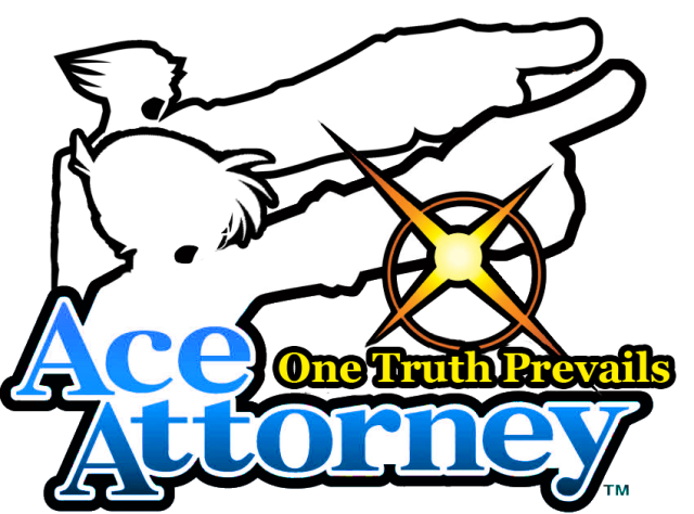 Ace Attorney Png File PNG Image