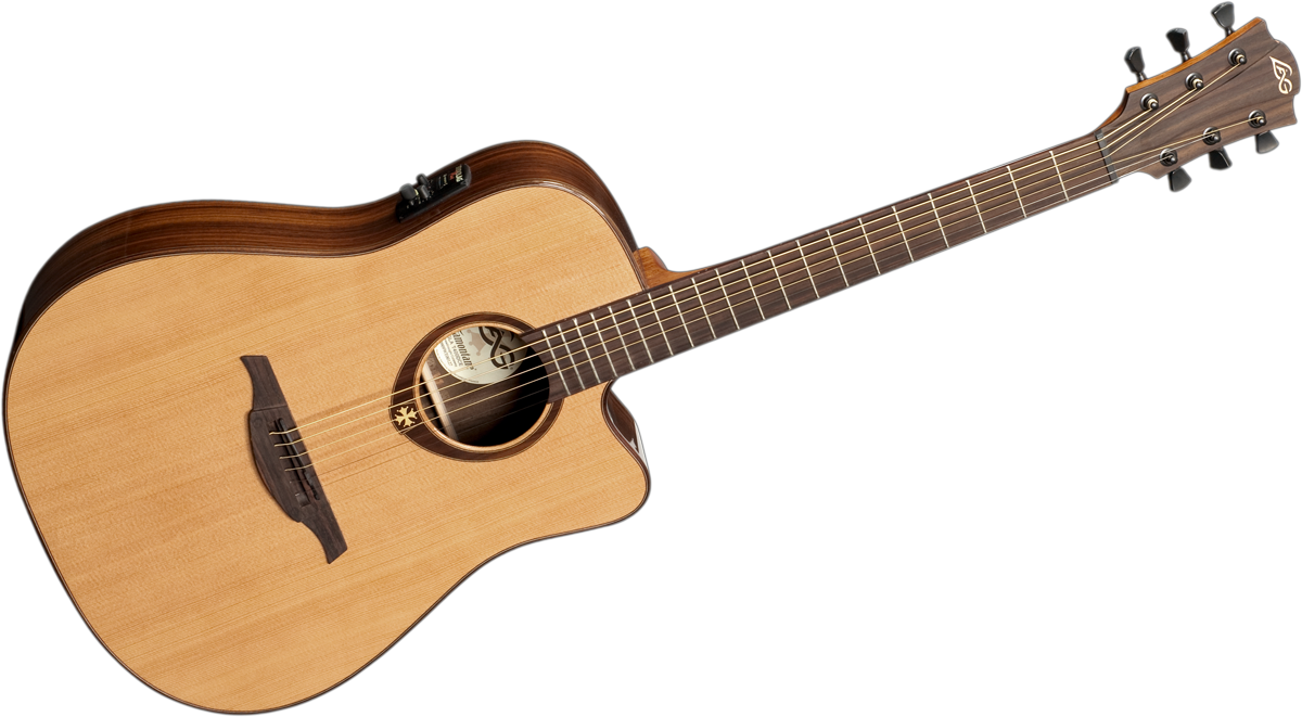 Acoustic Guitar Picture PNG Image