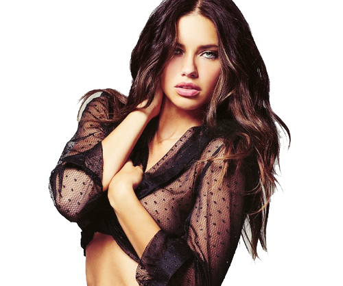 Adriana Lima PNG Image