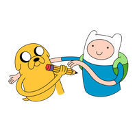 Adventure Time PNG Image