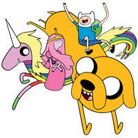 Adventure Time Transparent PNG Image