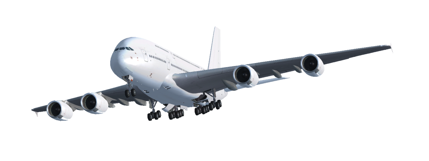 Airbus Png Clipart PNG Image