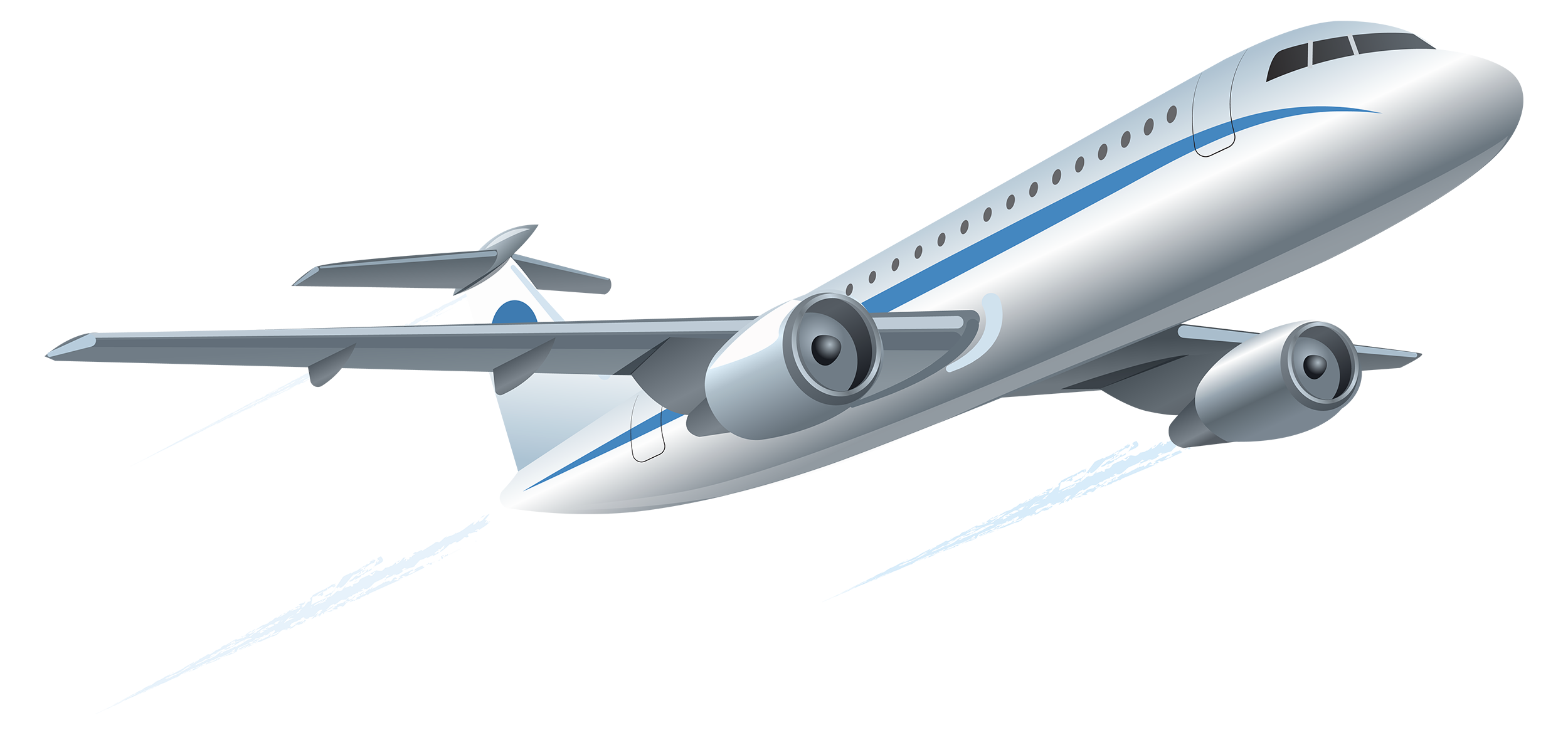 Airplane Clipart PNG Image