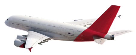 Airplane Transparent PNG Image