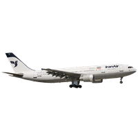 Airplane Transparent Background PNG Image