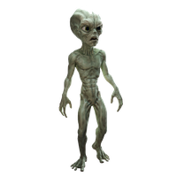 Alien Picture PNG Image