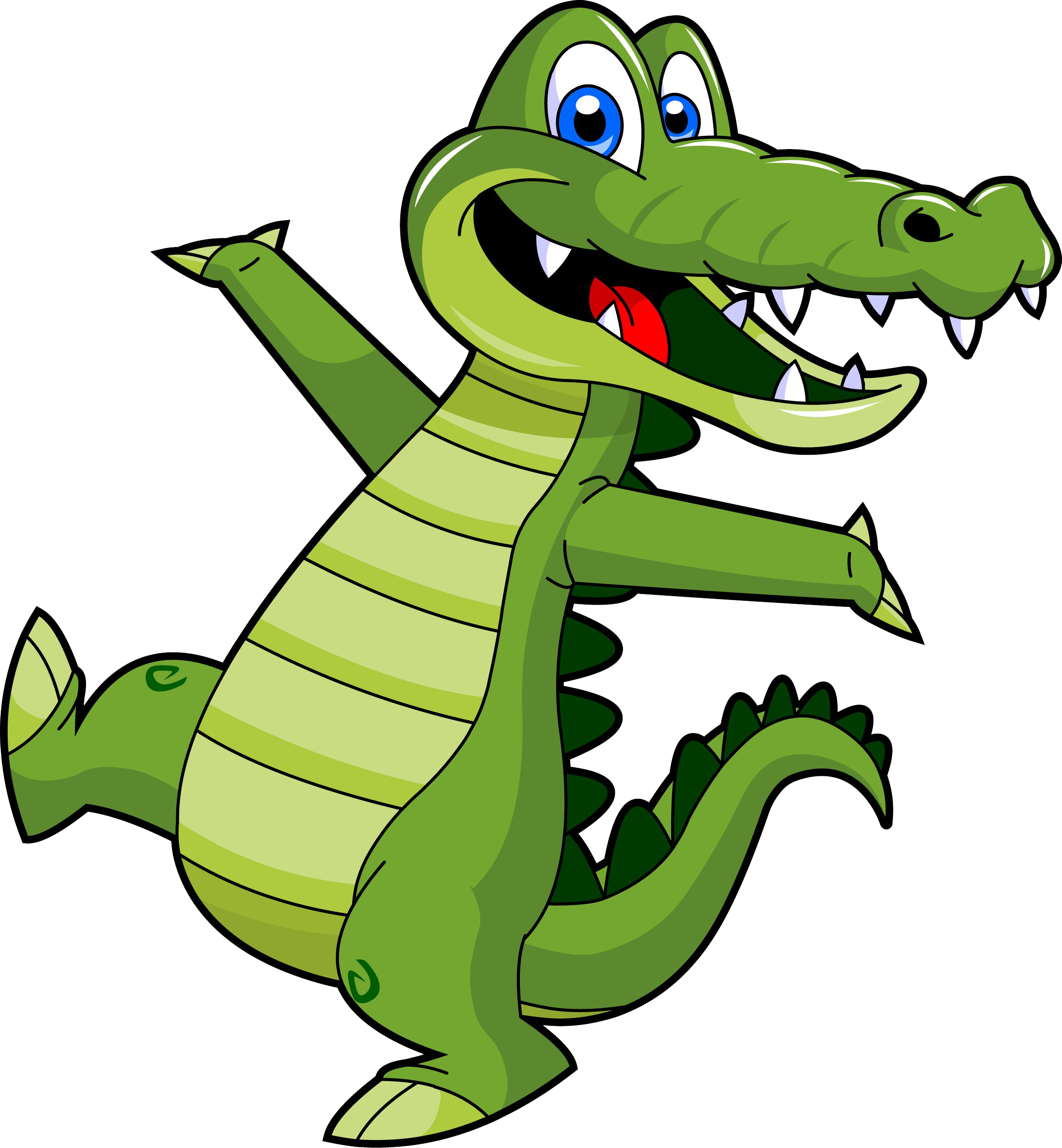 Alligator Image PNG Image