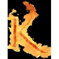 K Alphabet Png PNG Image