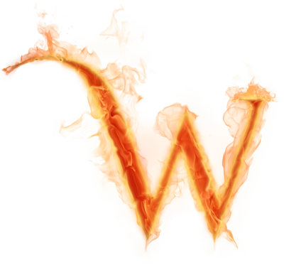 W Alphabet Png PNG Image