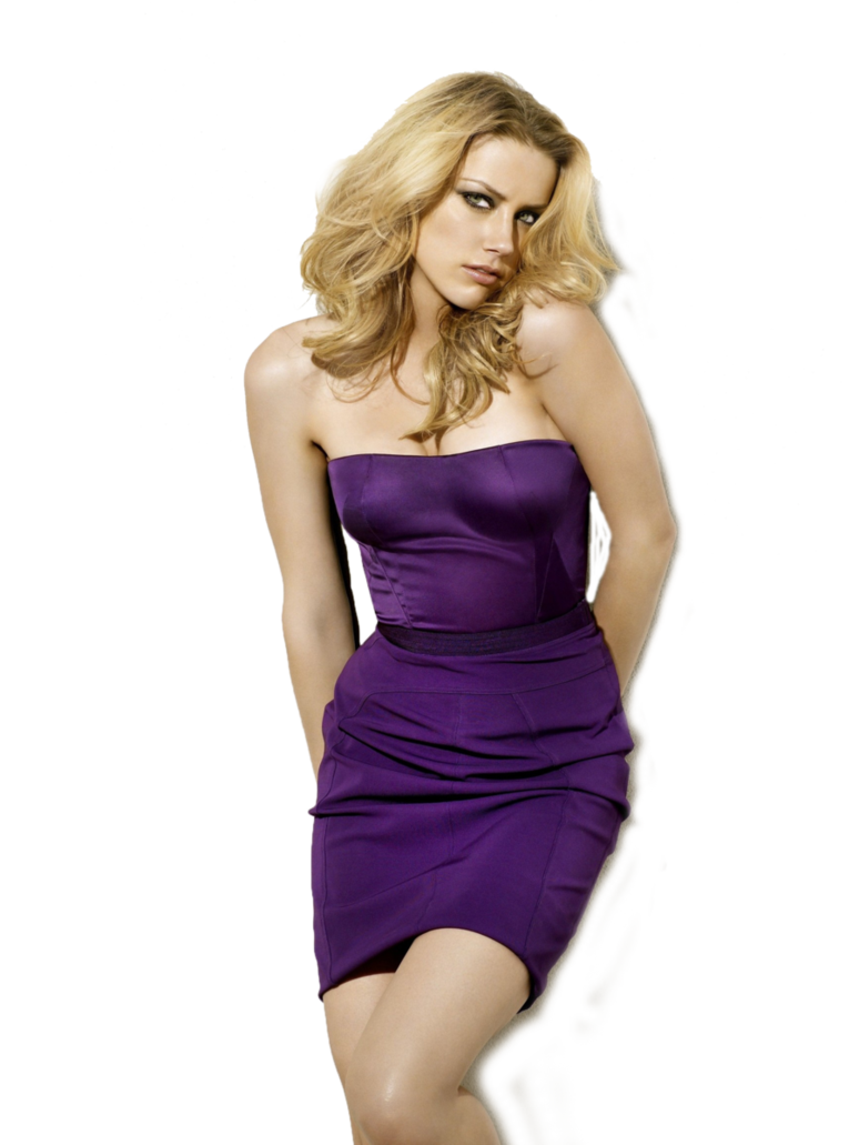 Amber Heard PNG Image