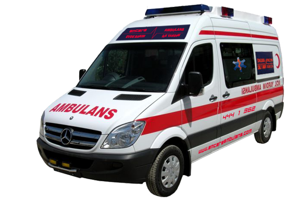 Ambulance Van Transparent Image PNG Image