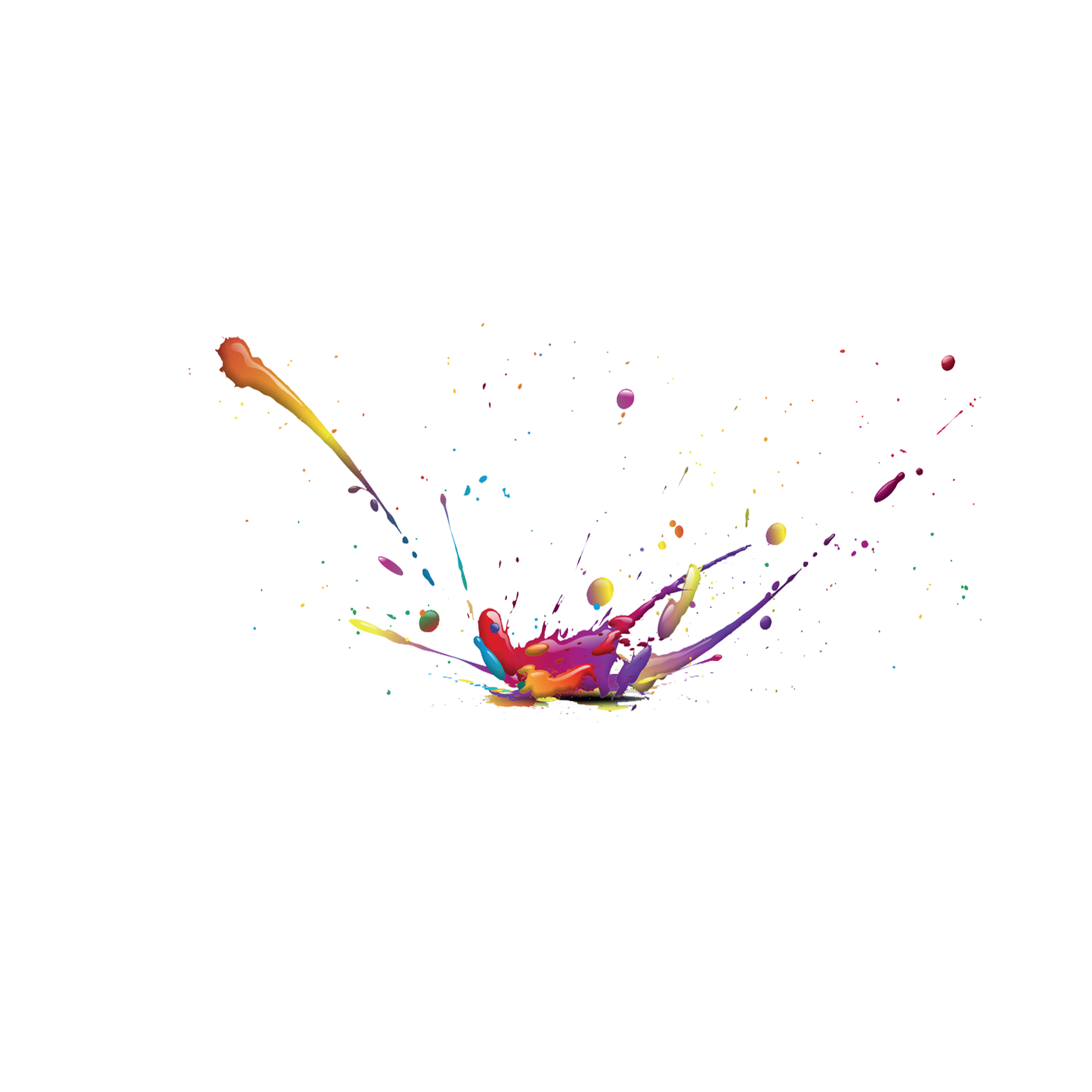 Color Line Airpods Explosion Headphones Free Transparent Image HD PNG Image