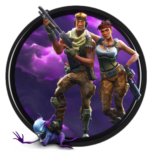 Battle Royale Purple Fortnite Wii Free HQ Image PNG Image