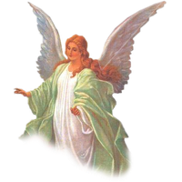Angel Transparent Background PNG Image